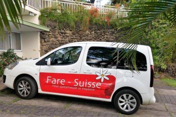 Fare Suisse Tahiti - фото 21