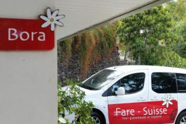 Fare Suisse Tahiti - фото 22
