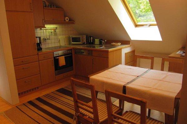 Ferienwohnung Landhaus Huhle - фото 4