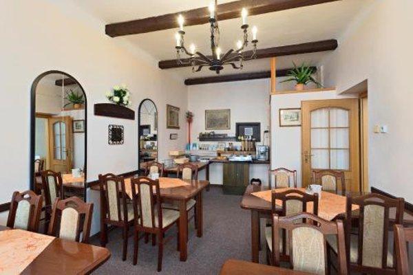 Penzion Hotel Morrison - фото 12