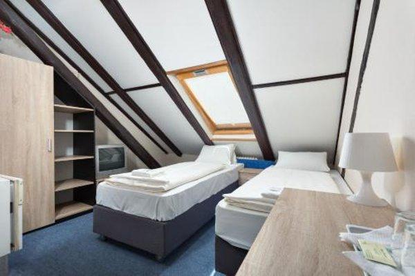 Penzion Hotel Morrison - фото 17