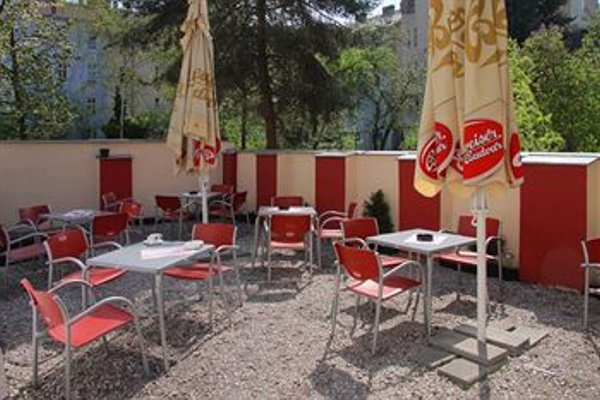Penzion Hotel Morrison - фото 20