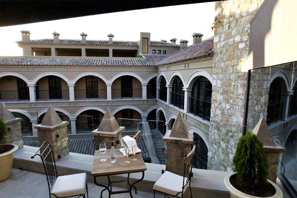 Hotel Palacio De Mengibar - 19