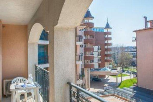 Apartments in Karolina Complex - фото 10