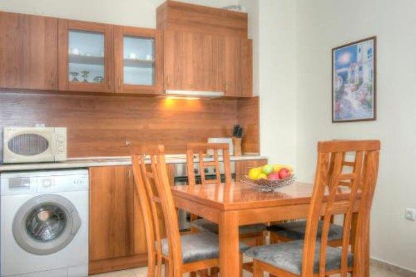 Apartments in Karolina Complex - 18