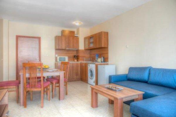 Apartments in Karolina Complex - 23