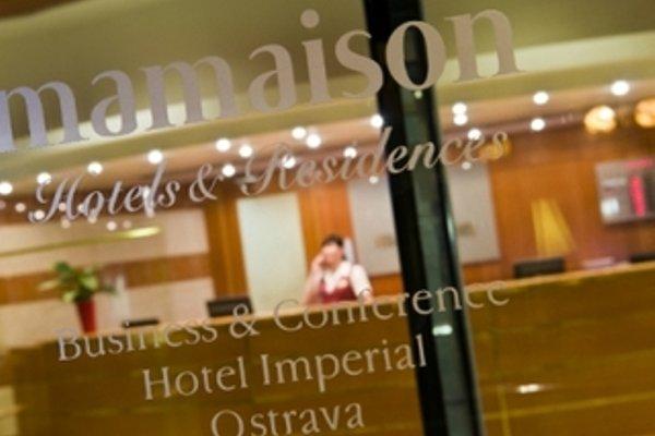 Imperial Hotel Ostrava - фото 15