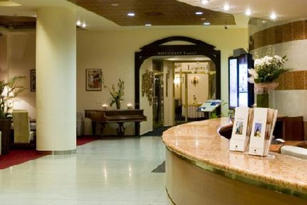Imperial Hotel Ostrava - фото 17