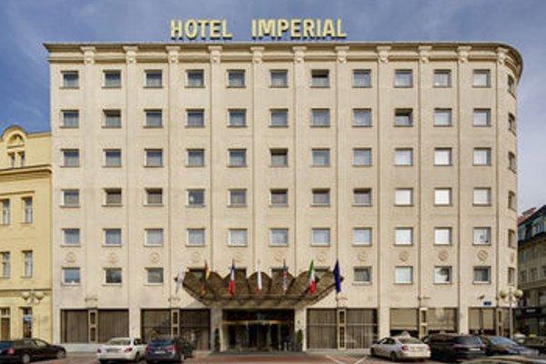 Imperial Hotel Ostrava - фото 23
