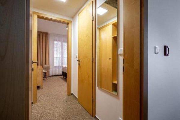 Hotel V Raji - фото 18