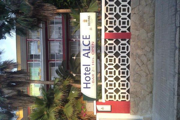 Hostal Alce - фото 19