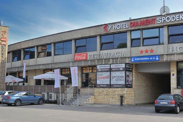Hotel Diament Spodek - 21