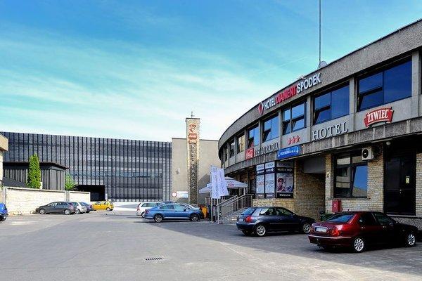 Hotel Diament Spodek - 22