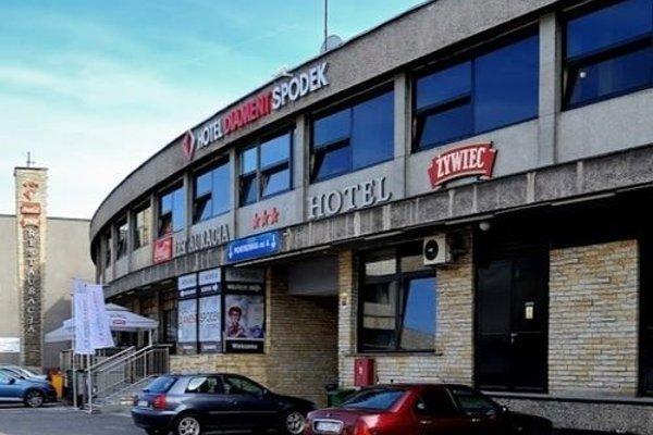 Hotel Diament Spodek - 23