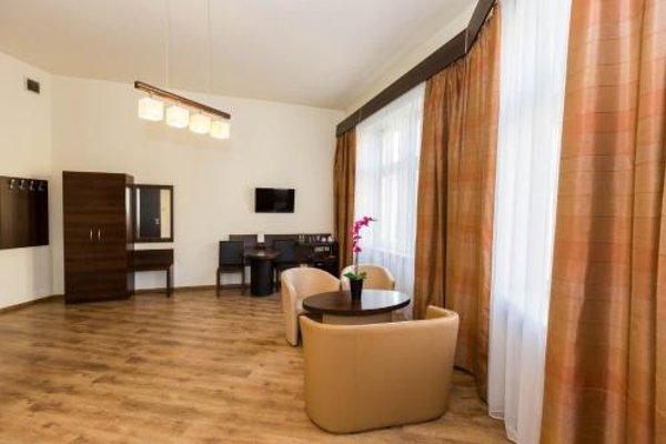 Spatz Aparthotel - фото 4