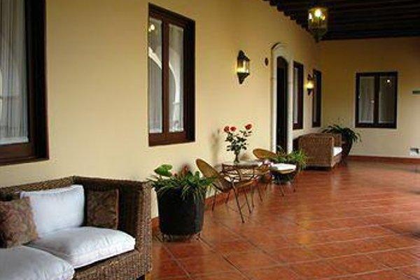 Hotel De La Parra - фото 14