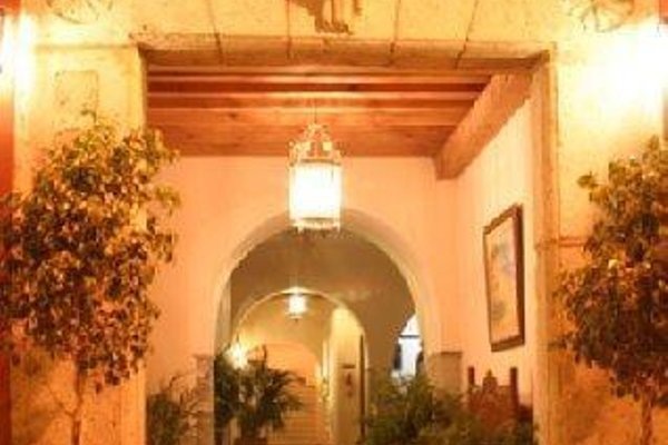 Hotel De La Parra - фото 16