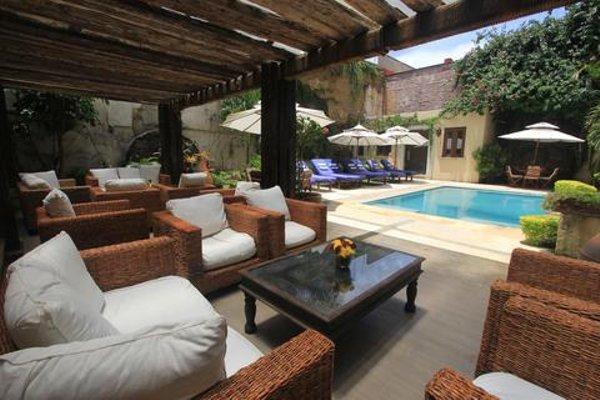 Hotel De La Parra - фото 17