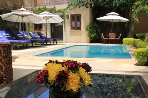 Hotel De La Parra - фото 18