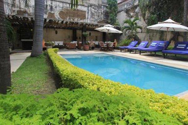 Hotel De La Parra - фото 21