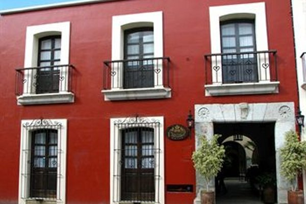 Hotel De La Parra - фото 22