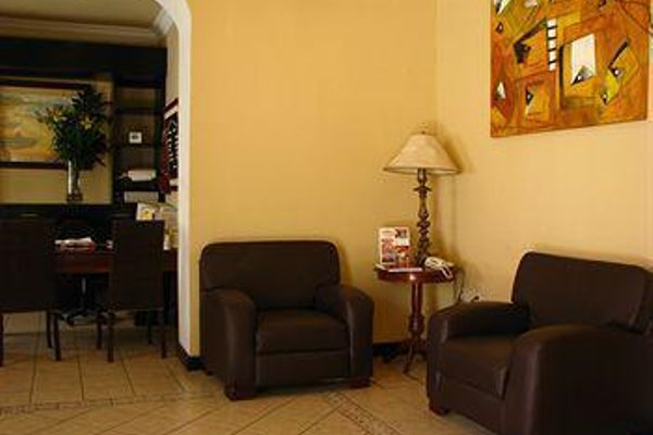 Hotel De La Parra - фото 6