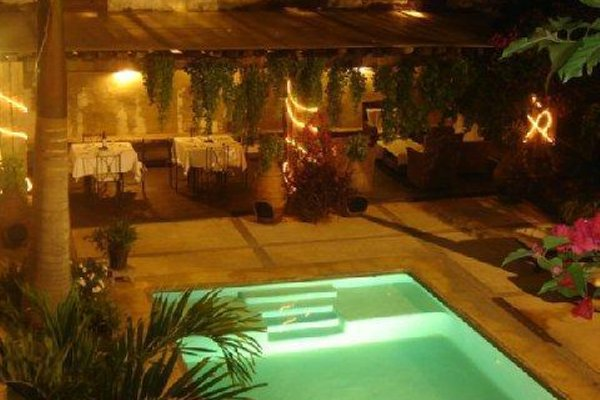 Hotel De La Parra - фото 8