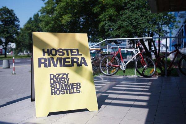 Dizzy Daisy Hostel Riviera - фото 16