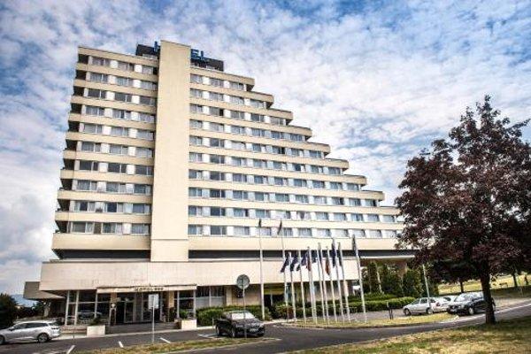 Hotel Cascade - фото 22