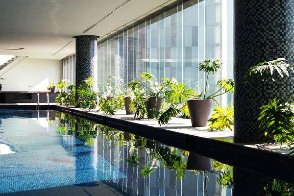 Plaza Suites Mexico City Hotel - фото 17