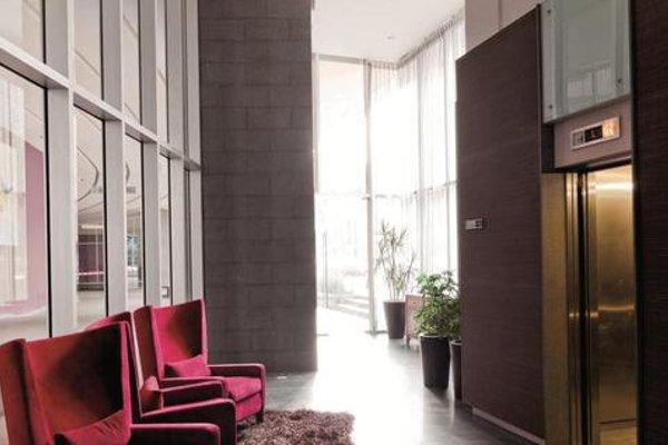 Plaza Suites Mexico City Hotel - фото 7