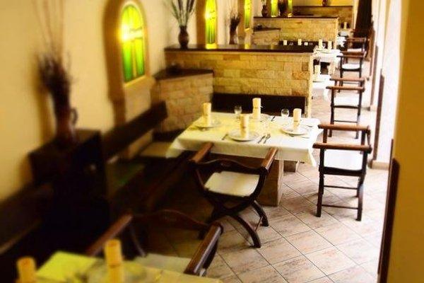 Excalibur Penzion a Restaurace - фото 12