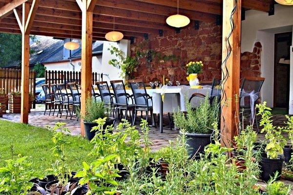 Excalibur Penzion a Restaurace - фото 22