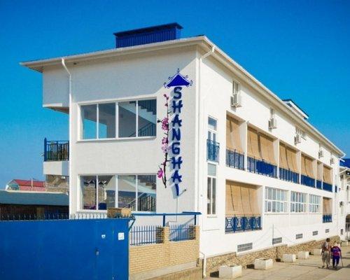 Shanhaj Hotel - Коктебель - фото 5