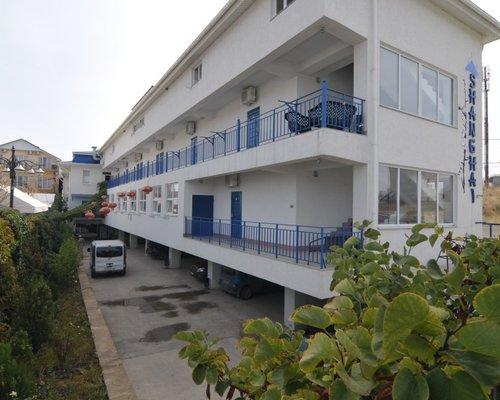 Shanhaj Hotel - Коктебель - фото 6