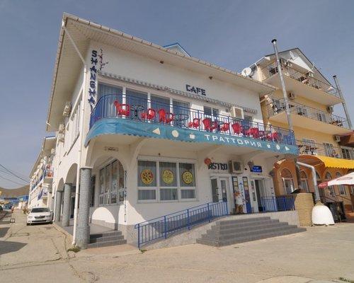 Shanhaj Hotel - Коктебель - фото 8