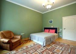 Апартаменты в Васильевский остров— 43 кв.м., спальни: 1, собственных ванных: 1 фото 2