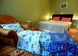 Апартаменты в Васильевский остров— 43 кв.м., спальни: 1, собственных ванных: 1 фото 3