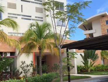Apartments 2 Room Apartment In front of beach AAKBAL CAMPECHE