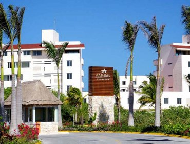 Apartments Aak Bal Beach and Golf CAMPECHE