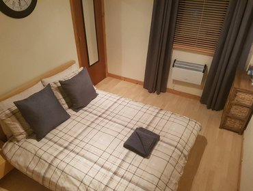 Apartments Double room only accommodation in Ullapool