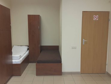 Hostel Quadruple Room with Shared Bathroom