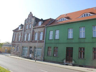 Apartments Jerichow Gastewohnung rechts