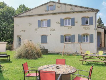 Apartments Holiday apartment with 1 bedroom on 41m² in La Begude de Mazenc