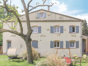 Apartments Holiday apartment with 1 bedroom on 50m² in La Begude de Mazenc