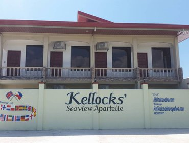 Апартаменты Kellocks Seaview Apartelle