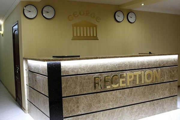 Отель «George» - фото 19