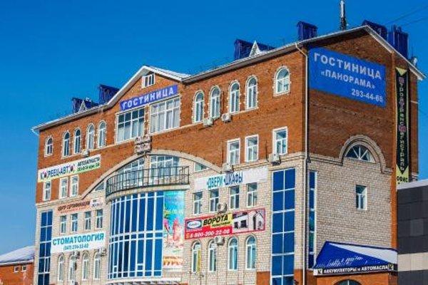 Гостиница Панорама - фото 23