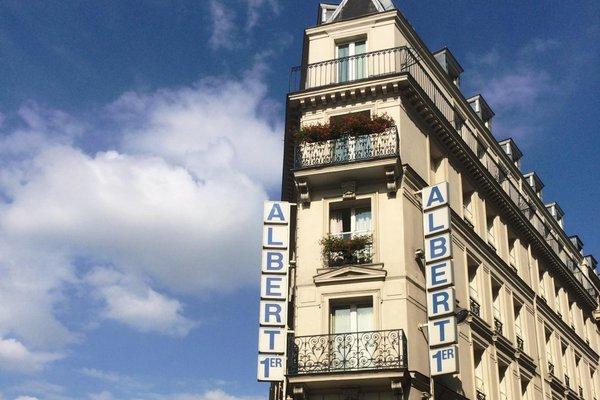 Hotel Albert 1er - фото 21