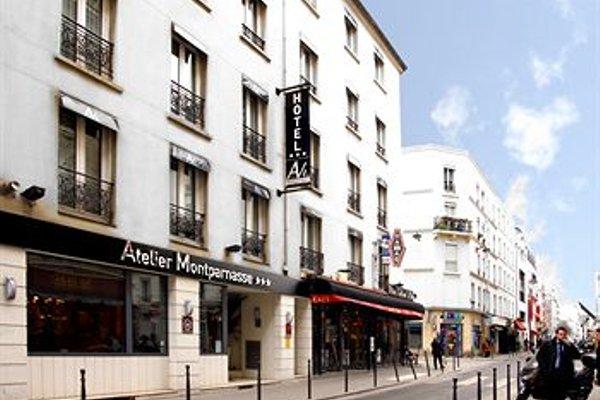 Atelier Montparnasse Hotel - фото 33